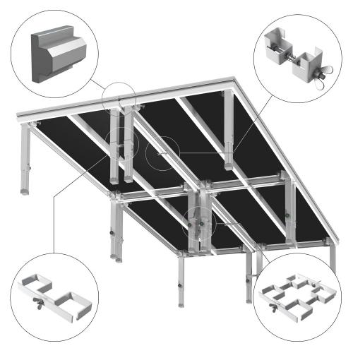 Accessori Palco modulare
